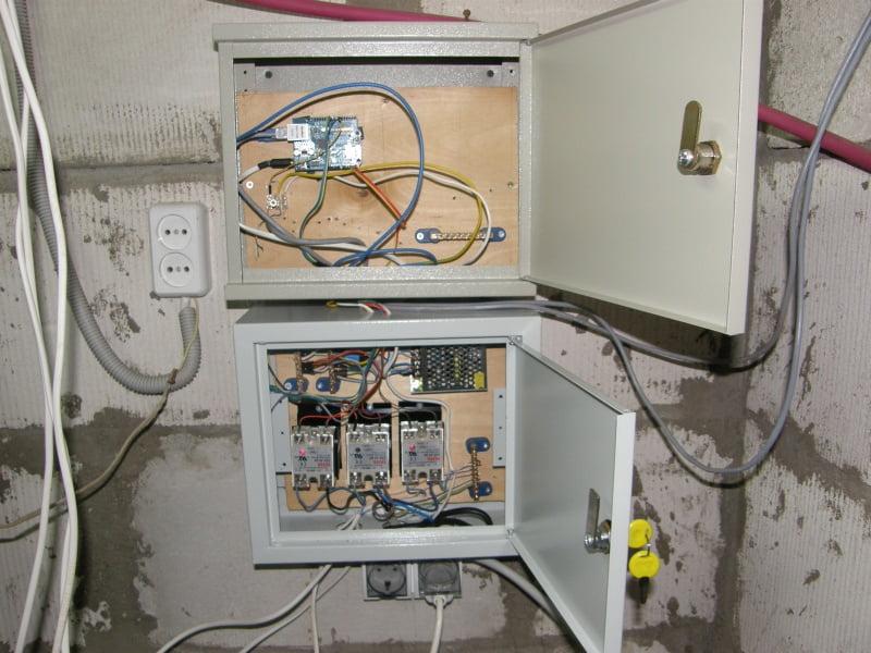 шкаф электромеханики